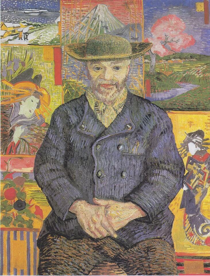 タンギーの肖像画
