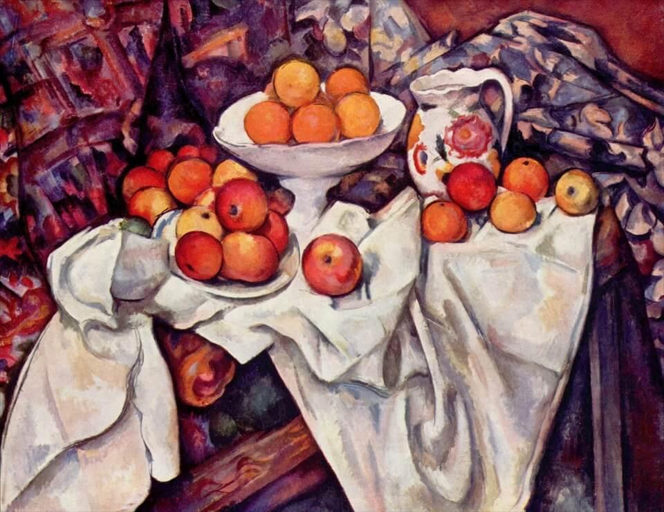 リンゴとオレンジ