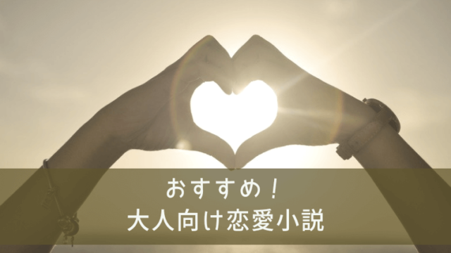 大人向け恋愛小説